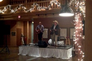 Band for a Party at The Fair Barn in Pinehurst NC