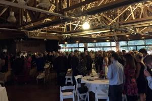 Wedding at The Crest Center Pavilion Asheville NC